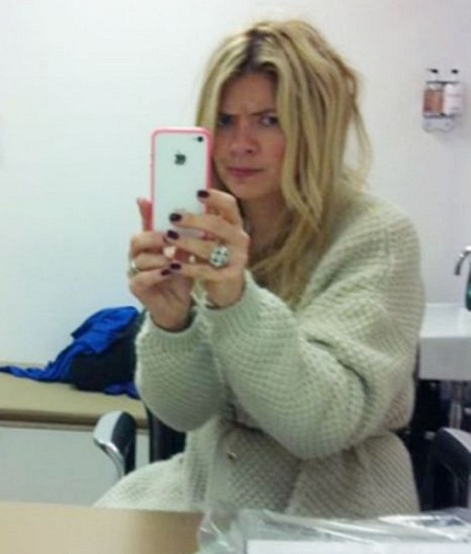 Holly Willoughby Without Makeup 9