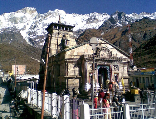 Honeymoon Places In Uttaranchal - Kedarnath Temple