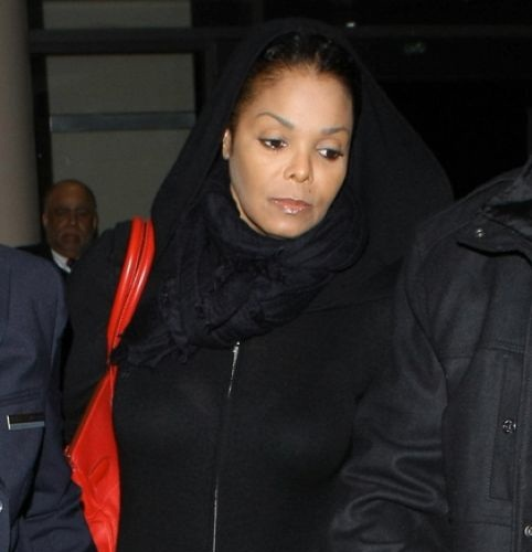 Janet Jackson Without Makeup 1