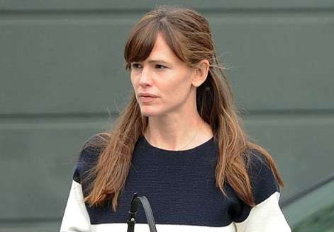 Jennifer Garner without Makeup 1