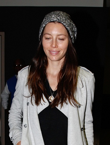 Jessica Biel Without Makeup 3