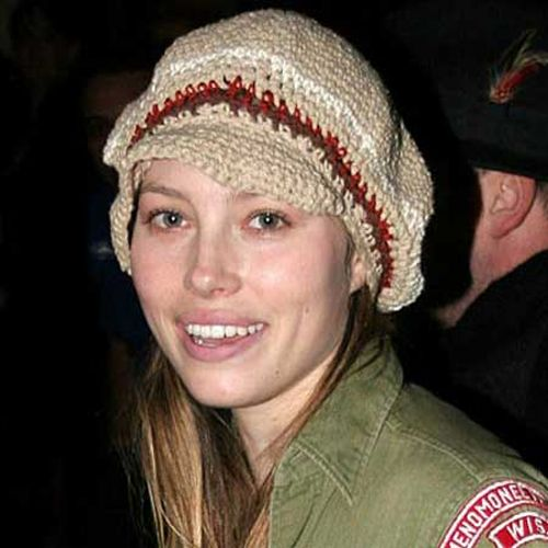 Jessica Biel Without Makeup 4