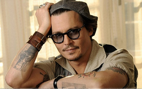 Johnny Depp without makeup 2
