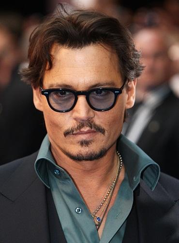Johnny Depp without Makeup 5