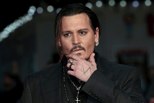 Johnny Depp without makeup 7
