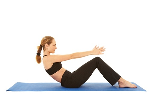 Pilates During Pregnancy 2