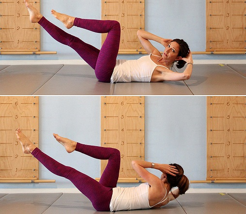 Pilates During Pregnancy 7