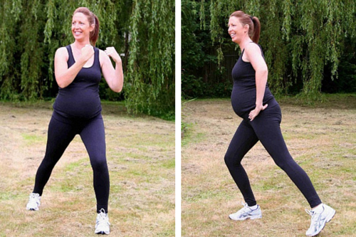 positions during pregnancy