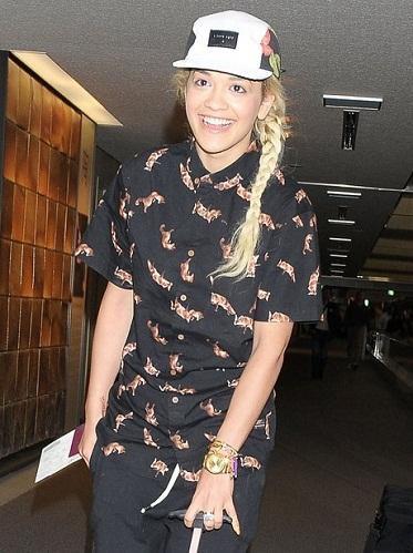 Rita Ora Without Makeup 12