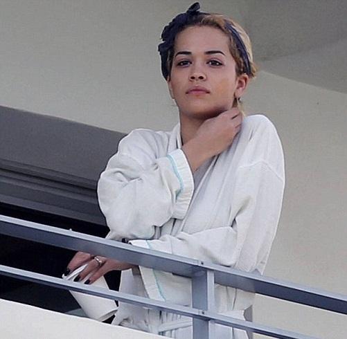 Rita Ora Without Makeup 14
