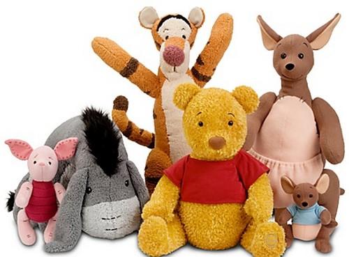Soft Toys For Babies-Disney Characters