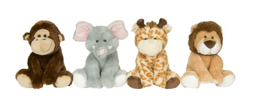 Soft Toys For Babies-Plush Animals