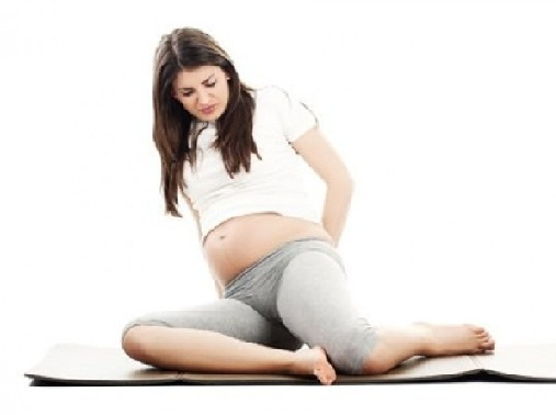 Колени при беременности