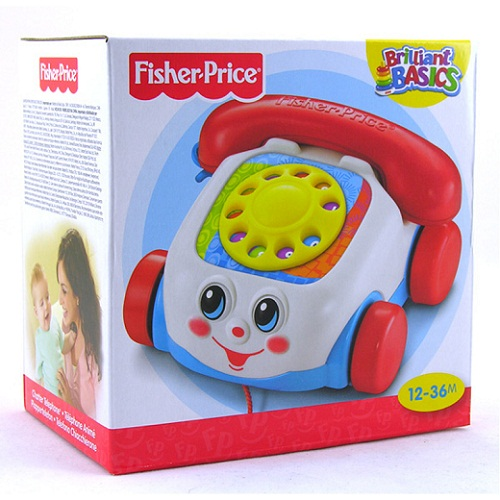 Toys For 1 Year Old Baby - The Basics Chatter Telephone