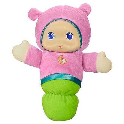 Toys For 4 Month Old Baby - Play Skool Play Favorites Lullaby Glowworm Toy