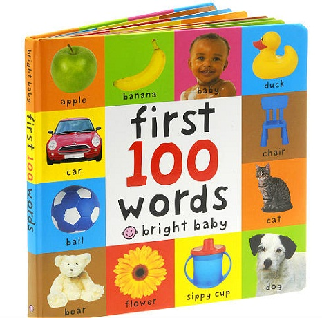 Toys for 3 month Old Baby-board book