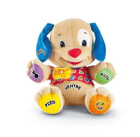 Toys for 3 month Old Baby-dog anatomy stuffed toy