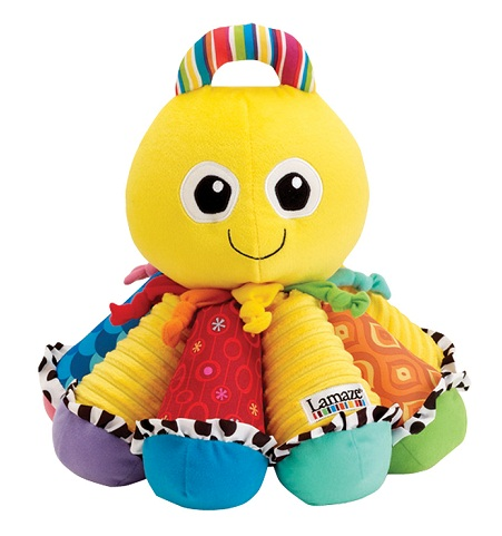 Toys for 3 month Old Baby-octopus