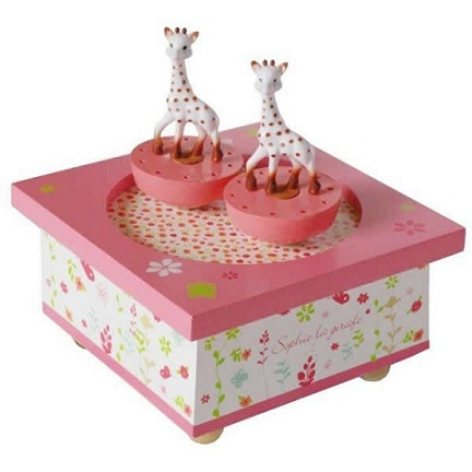 Toys for New Born Babies-Music box