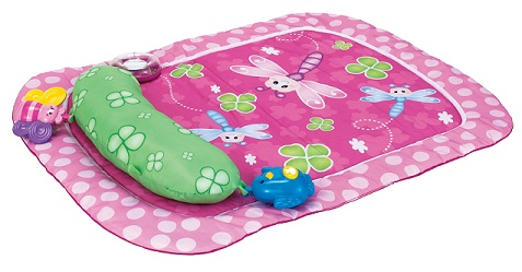 Toys for New Born Babies-Winfun-Baby Girl Playmat