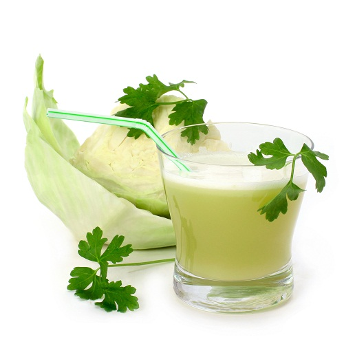 Vegetable Juice For Weight Loss - Cabbage Juice