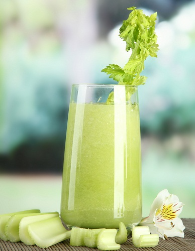Vegetable Juice For Weight Loss - Celery Juice