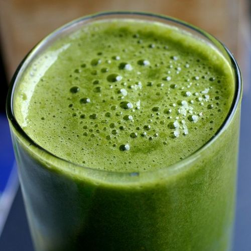 Vegetable Juice For Weight Loss - Collard Juices