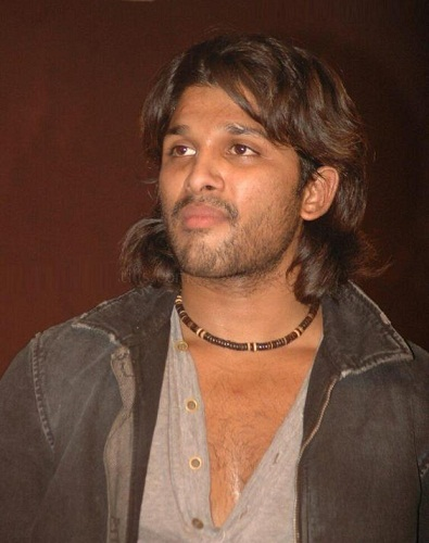 allu arjun without makeup