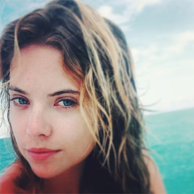 Ashley Benson Without Makeup 6