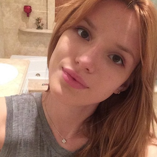 Bella Thorne Without Makeup 4