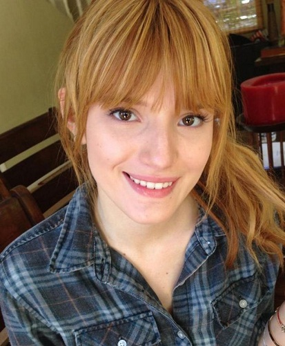 Bella Thorne Without Makeup 6