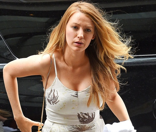 Blake Lively Without Makeup 14
