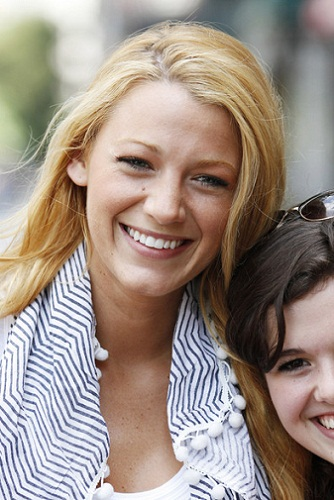 Blake Lively Without Makeup 2