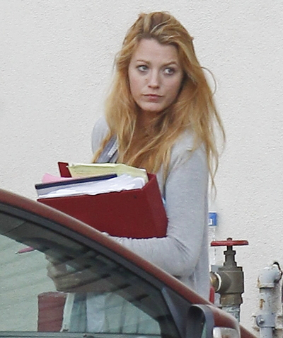 Blake Lively Without Makeup 3