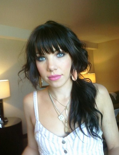 Carly Rae Jepsen Without Makeup 5
