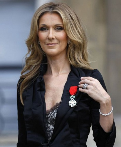 Celine Dion Without Makeup 2