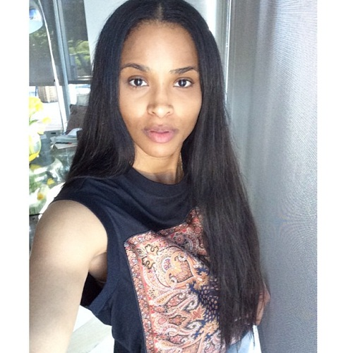 Image result for ciara without makeup