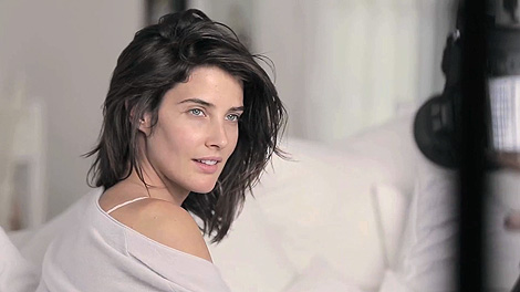 Cobie Smulders Without Makeup 4