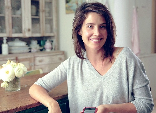 Cobie Smulders Without Makeup 5