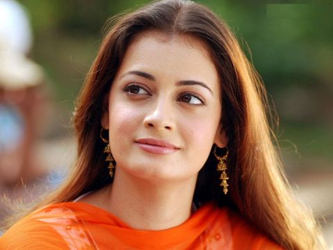Dia Mirza Without Makeup 5
