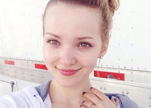 Dove Cameron Without Makeup 10