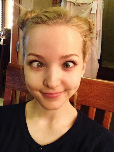 Dove Cameron Without Makeup 3