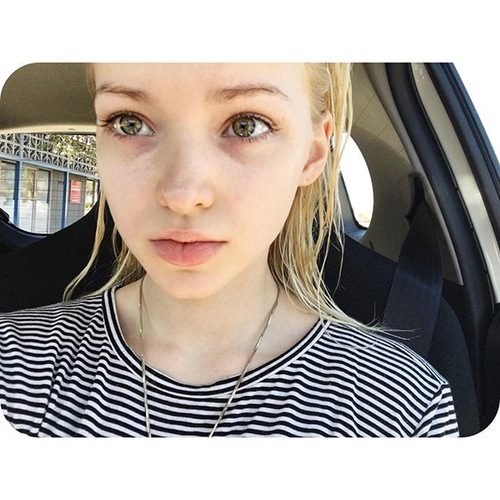 Dove Cameron Without Makeup 7