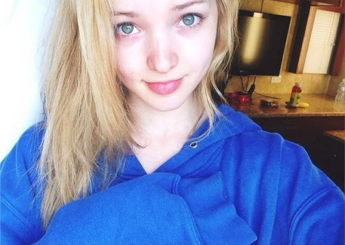 Dove Cameron Without Makeup 9