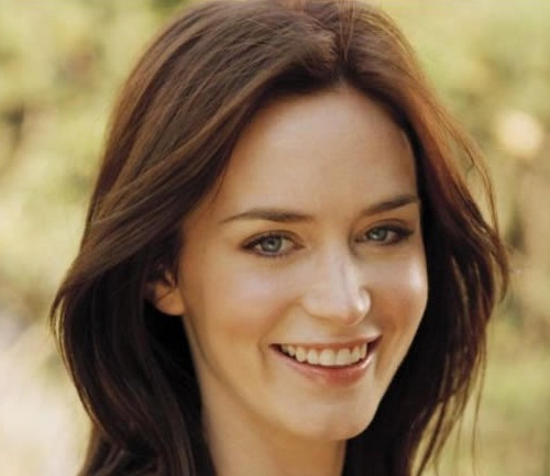 Emily Blunt Without Makeup 4