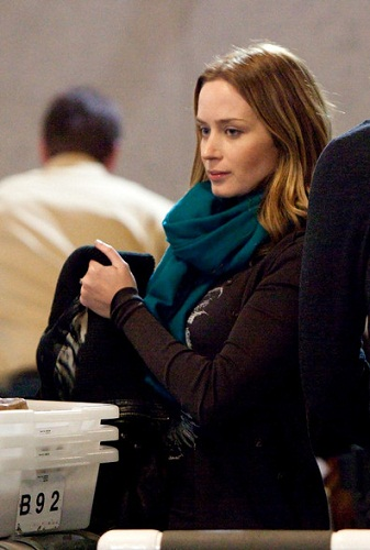Emily Blunt Without Makeup 7