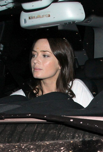 Emily Blunt Without Makeup 8