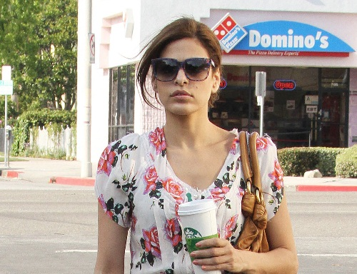 Eva Mendes Without Makeup 9