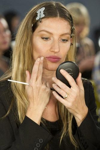 Gisele Budchen Without Makeup 2