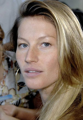 Gisele Budchen Without Makeup 3